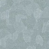 Zoffany Hexa   Aluminium  Wallpaper
