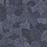 Zoffany Hexa   Anthracite  Wallpaper