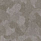 Zoffany Hexa  Pewter Wallpaper