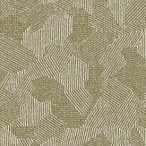 Zoffany Hexa  Old Gold Wallpaper