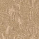 Zoffany Hexa  Taupe Wallpaper