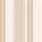Albany Tirano Cream/ Gold Stripe Cream / Gold Wallpaper - Product code: 45006