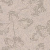 Linwood Zelda Mink Pale Gold Wallpaper