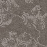 Linwood Zelda Smoke Smokey Mocha Wallpaper