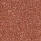 Casamance Vitalite Red Red / Gold Wallpaper
