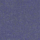 Casamance Vitalite Blue Rich Blue / Grey Wallpaper