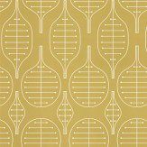 Layla Faye Little Leaves  Light Autumn Wallpaper