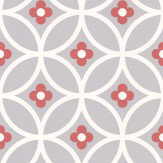 Layla Faye Daisy Chain Large  Rose Flower Wallpaper - Product code: LF1009