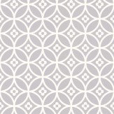 Layla Faye Daisy Chain Small  Silver Moon Wallpaper - Product code: LF1012