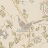 Laura Ashley Summer Palace  Taupe/ Ivory Wallpaper - Product code: 3519608