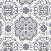 Layla Faye Folksy  Midnight Sky Wallpaper - Product code: LF1022