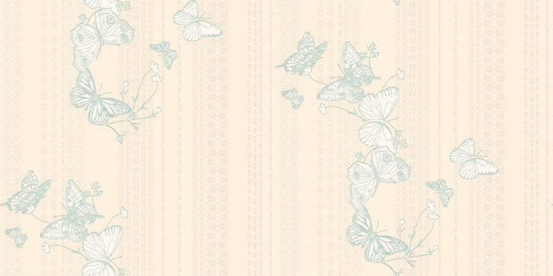 Image of Barneby Gates Wallpapers Bugs & Butterflies Ice Blue, BG0100302
