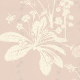 Barneby Gates Wild Meadow Plaster Wallpaper