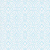 Coordonne Tile Blue Wallpaper