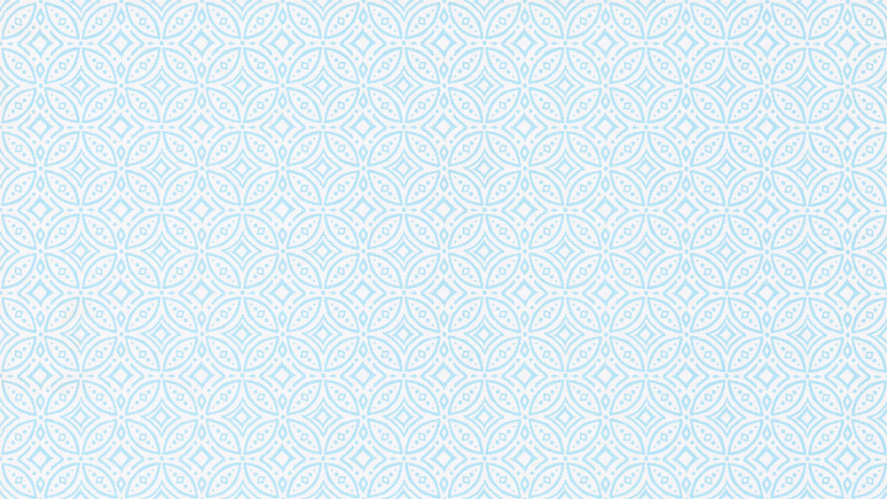 Coordonne Tile Blue Wallpaper main image