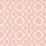 Timney Fowler Lace Pink Wallpaper
