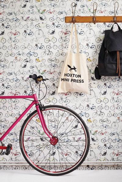 Ella Doran Wallpapers Bikes of Hackney Bikes of Hackney