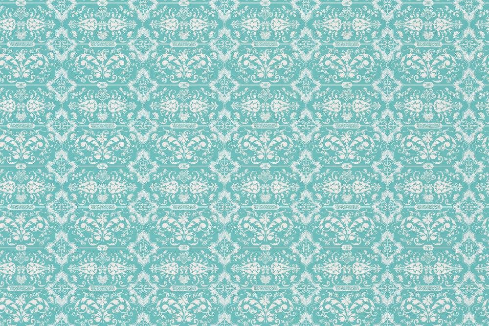 Kensington Chic - Turquoise Jewel