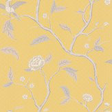 Sandberg Marianne Yellow Wallpaper