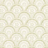 Sandberg Beata Green Wallpaper - Product code: 402-38