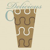 Galerie Coffee Morning  Cream Wallpaper - Product code: FK34429
