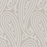 Farrow & Ball Paisley  Taupe Wallpaper