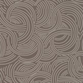 Farrow & Ball Tourbillon Brown Wallpaper