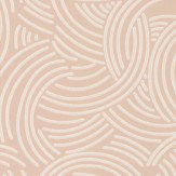 Farrow & Ball Tourbillon  Pale Pink Wallpaper
