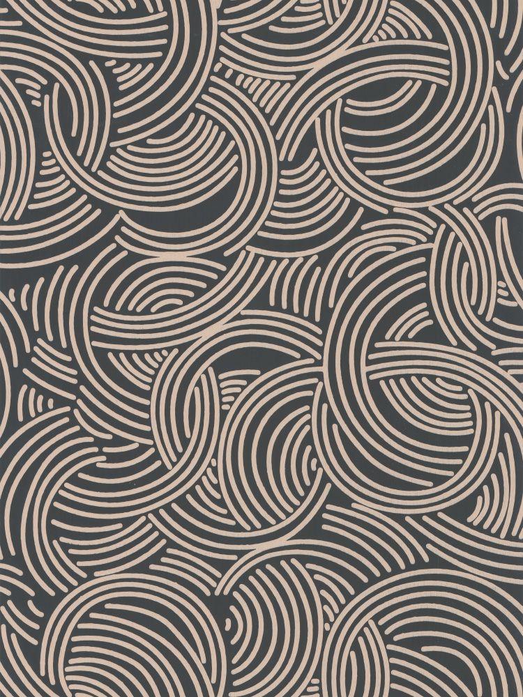 Black And Beige Living Room Decor: Tourbillon By Farrow & Ball
