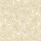 Farrow & Ball Feuille  Cream Wallpaper