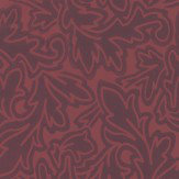 Farrow & Ball Feuille Red Berry  Wallpaper