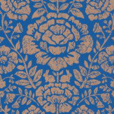 Pip Wallpaper President Cobalt Blue Wallpaper