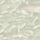 Cole & Son Melville Green Wallpaper - Product code: 103/1001
