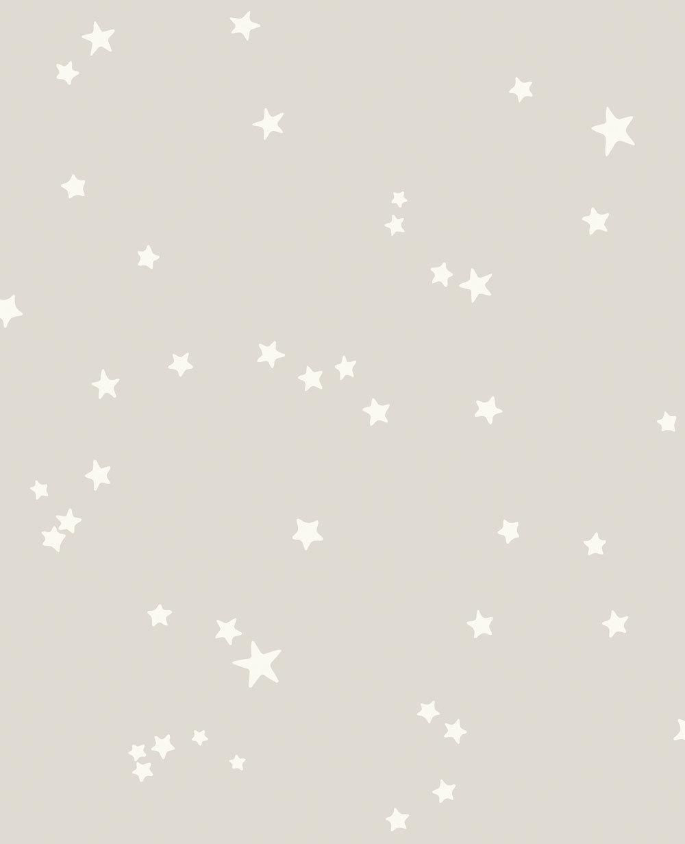 Cole & Son Stars Grey & White Wallpaper - Product code: 103/3012