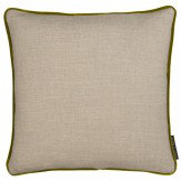 Clarke & Clarke Lindow Cushion Linen & Palm