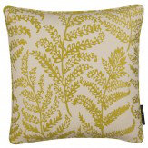 Clarke & Clarke Wild Fern Cushion Citrus