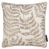 Clarke & Clarke Wild Fern Cushion Natural