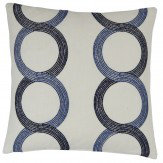 Clarke & Clarke Groove Denim Cushion