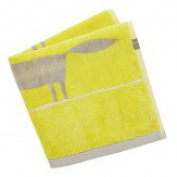 Scion Mr Fox Citrus Towel