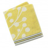 Berry Tree Citrus Guest Towel