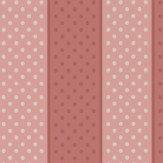 Little Greene Paint Spot Strawberry Cream Wallpaper - Product code: 0286PSSTRAW