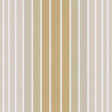 Little Greene Ombre Stripe Lichen & Doric Wallpaper