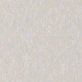 Albany Sparkle Ikat Damask Taupe Wallpaper