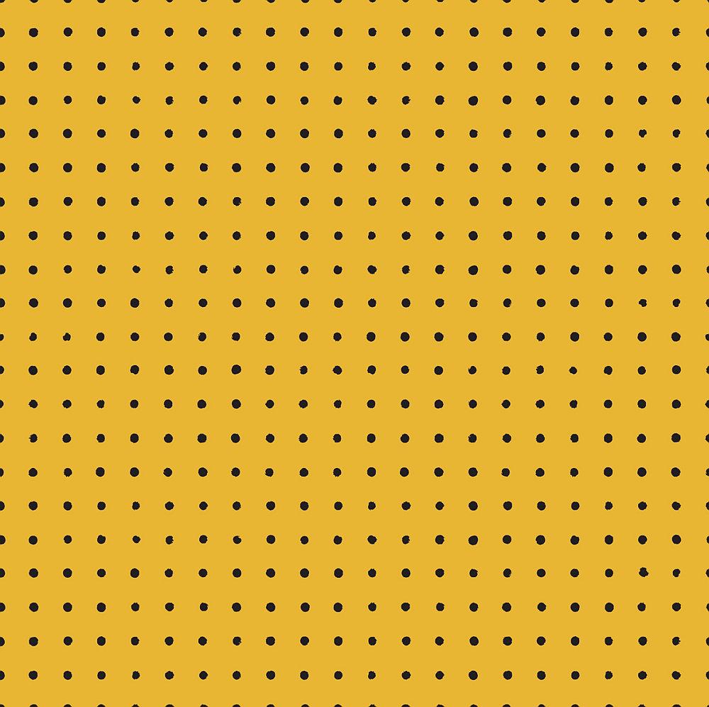 Mini Moderns Peggy Mustard Wallpaper - Product code: AZDPT022MU