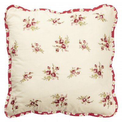 Image of iliv Cushions Decoupage Flowers Cushion, 681030