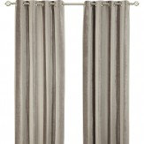 iliv Palladio Boheme Eyelet Lined Curtains Mink Ready Made Curtains - Product code: 685145