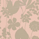 Harlequin Nalina Peach Wallpaper - Product code: 111051