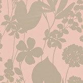 Harlequin Nalina Peach Wallpaper - Product code: 111051