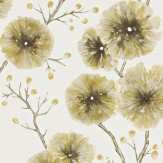 Harlequin Kabala Mustard Wallpaper - Product code: 111080