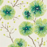 Harlequin Kabala Gooseberry Wallpaper